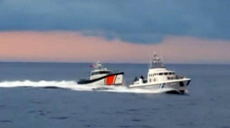 Η τουρκική προκλητικότητα δεν έχει όρια όπως με την παρενόχληση σκάφος του Λιμενικού από ακταιωρό της Τουρκίας.