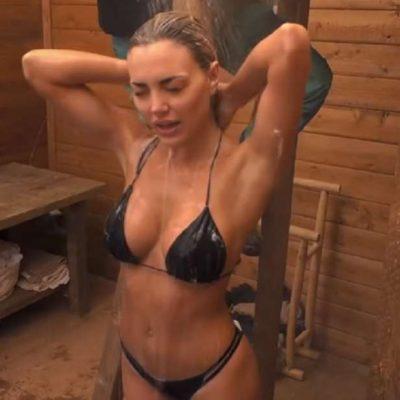Η Φάρμα έχει και την Αλεξάνδρα Παναγιώταρου ανάμεσα στους παίκτες και όπως ήταν φυσικό κόλασε με το μπάνιο που έκανε, προκαλώντας χαμό.