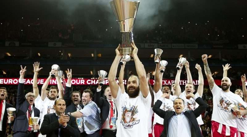 Euroleague: Σαν σήμερα πριν από το 8 χρόνια ο Ολυμπιακός πάτησε την Ρεάλ Μαδρίτης στον τελικό και στέφθηκε πρωταθλητής Ευρώπης για δεύτερη σερί χρονιά.