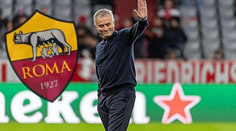 Ρόμα : Aνακοίνωσε επίσημα πως τη νέα σεζόν ο Πορτογάλος τεχνικός Ζοζέ Μουρίνιο , θα βρίσκεται στο «τιμόνι» της έως το 2024.