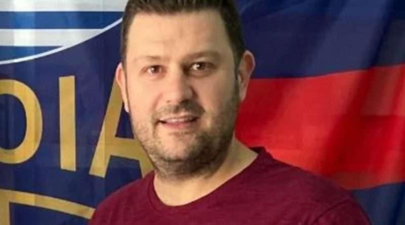 ΣΟΚ! Πέθανε στα 38 του ο ιδρυτής της ομάδας χάντμπολ Βέροιας 2017