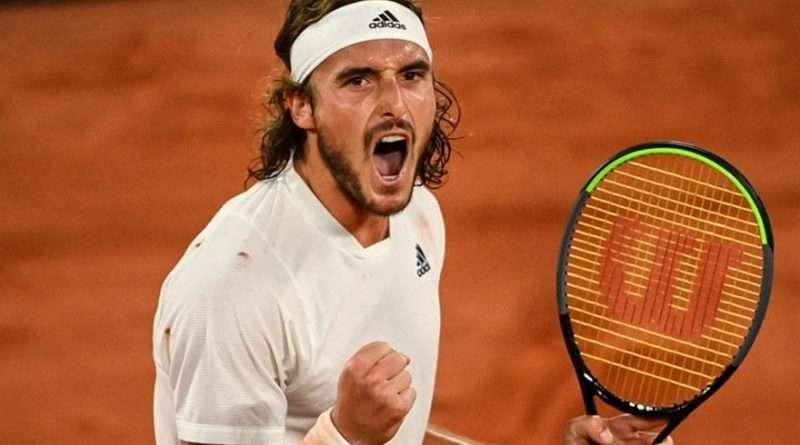 Τσιτσιπάς - Ζβέρεφ 3-2: Μυθικός Στέφανος, πέρασε στον τελικό του Roland Garros! Για πρώτη φορά θα έχουμε στον τελικό ενός γκραν σλαμ, Ελληνα τενίστα!