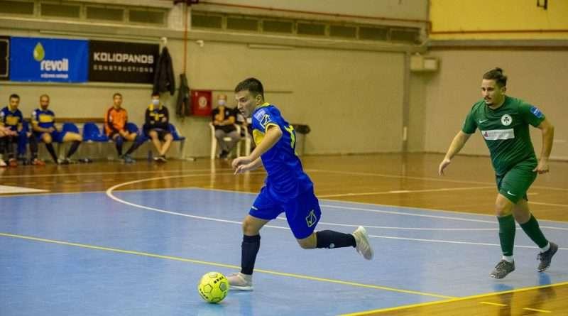 Ο Βαγγέλης Πασσαλής είναι ένα από τα μεγαλύτερα ταλέντα στο Futsal και σε νέα αποκλειστική συνέντευξη στο Sportcyles, εκφράζει την επιθυμία να κατακτήσει ευρωπαϊκό τίτλο.