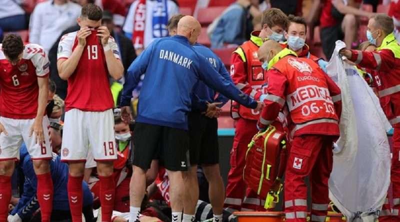 Euro 2020: Συγκλόνισε ο Κρίστιαν Έρικσεν με την κατάρρευση του έως το «είμαι καλά», ενώ ανατριχιαστική είναι η περιγραφή του γιατρού που τον έσωσε.