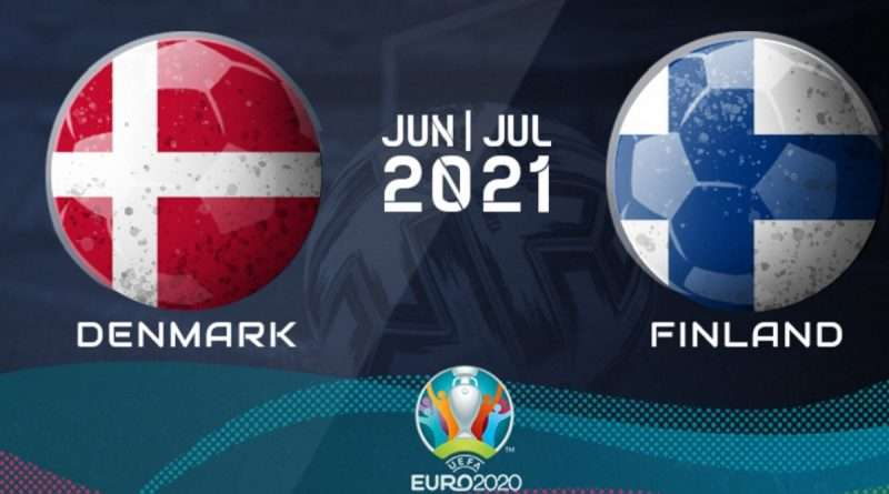 Euro 2021 : Δανία - Φινλανδία: Οι ενδεκάδες της σημερινής αναμέτρησης, στο πλαίσιο του 2ου ομίλου του Euro 2021.