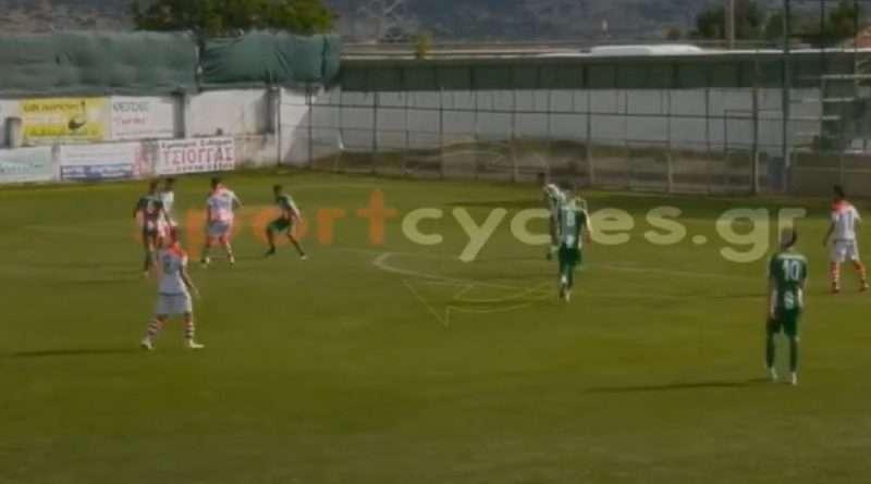 Γ' Εθνική: Το sportcycles είναι κοντά στις ομάδες και αυτή την φορά κάνει αναφορά στην 4άρα που έριξε ο Αετός Μακρυχωρίου και την σωτήρια ισοπαλία της Κοζάνης.