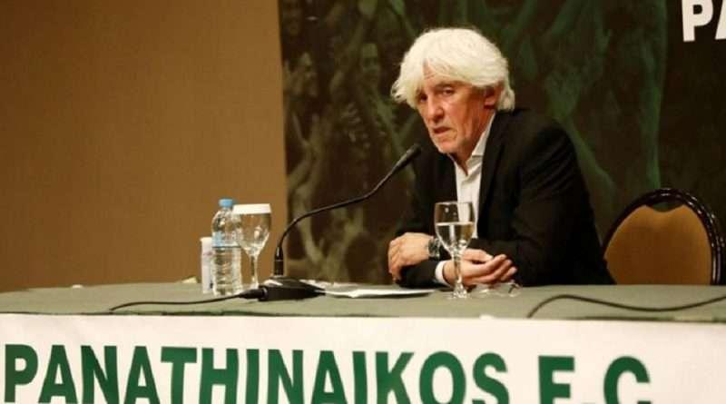 Ο Ιβάν Γιοβάνοβιτς παρουσιάστηκε από τον Παναθηναϊκό και τόνισε πως έχει τον πρώτο και τελευταίο λόγο, αλλά και τις ευθύνες.