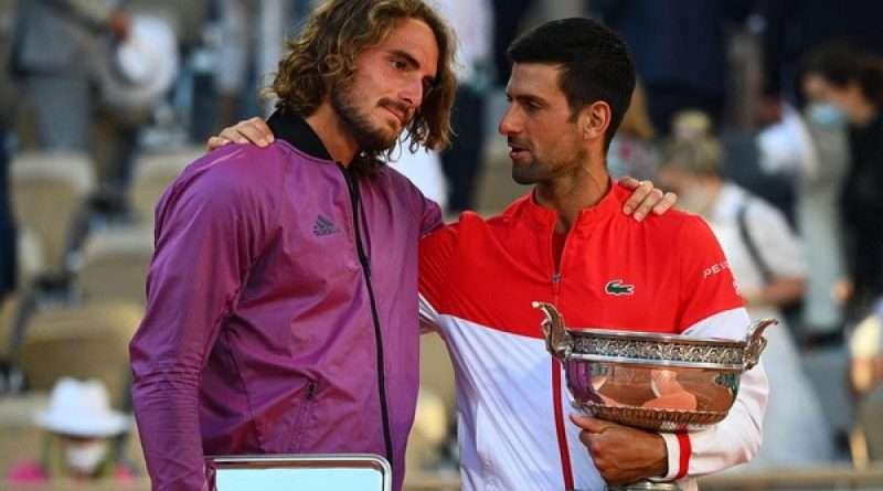Ο Στέφανος Τσιτσιπάς δέχθηκε ένα βαρύ προσωπικό μήνυμα πριν την έναρξη του τελικού του Roland Garros, όπως είπε και ο ίδιος.