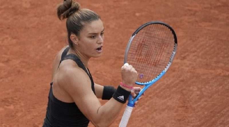 Η Μαρία Σάκκαρη έχει την δική της στιγμή σήμερα, αφού κοντράρεται με την Σβιάτεκ στα προημιτελικά του Roland Garros.