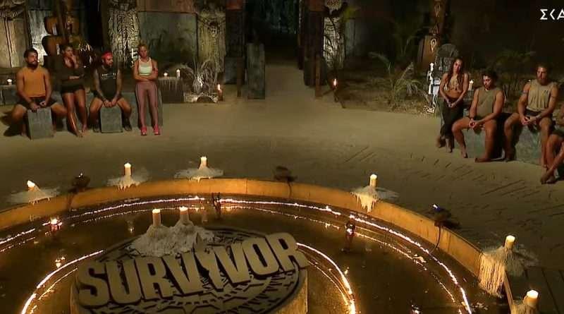Survivor spoiler 2/6: Ο παίκτης που θα αποχωρήσει απόψε είναι το μεγάλο θέμα αφού πλέον και οι τέσσερις υποψήφιοι έχουν το δικό τους το κοινό.