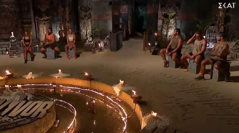 Survivor spoiler 16/6: Το ενδιαφέρον έχει να κάνει με τον νικητή της τρίτης ασυλίας και ποιος θα συμπληρώσει την τριάδα αποχώρησης.