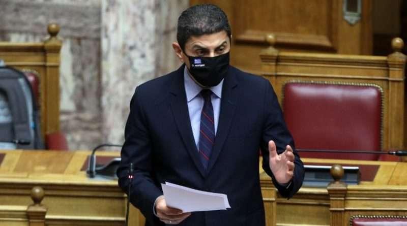 Ο Υφυπουργός Αθλητισμού, Λευτέρης Αυγενάκης, παρουσίασε στη Βουλή τα κριτήρια για τη συμμετοχή των ομάδων στη Super League 2.