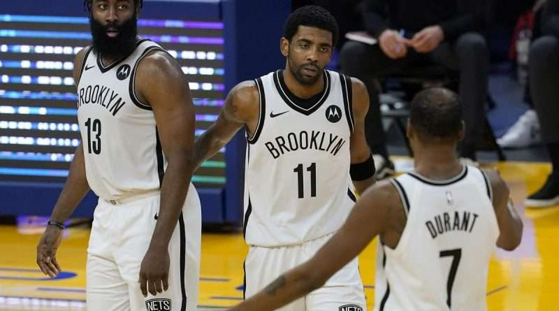 NBA-Μπρούκλιν Νετς: Η επόμενη μέρα μετά από τον αποκλεισμό από τους Μπακς . Οι Νετς γκρέμισαν το ρόστερ και ρίσκαραν με Χάρντεν.