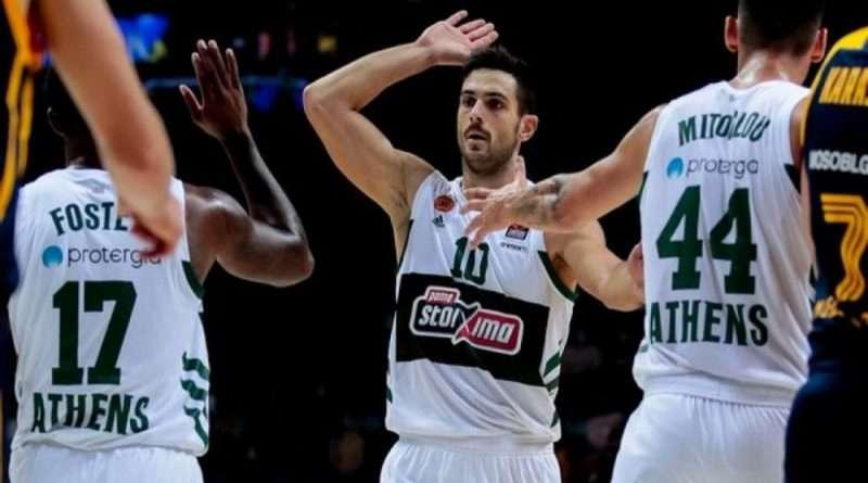 Basket League: Ο Παναθηναϊκός ΟΠΑΠ επικράτησε 82-66 του Λαυρίου εκτός έδρας, έκανε το 3-1 στη μεταξύ τους σειρά και κατέκτησε το πρωτάθλημα Ελλάδας για τη σεζόν 2020/2021…