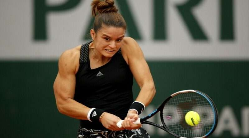 Roland Garros: Με το κεφάλι ψηλά η Σάκαρη!