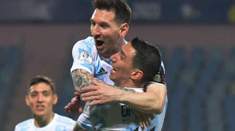 Κόπα Αμέρικα: Με τον Λιονέλ Μέσι να ήταν σούπερ η Αργεντινή νίκησε 3-0 τον Ισημερινό και προκρίθηκε στα ημιτελικά.