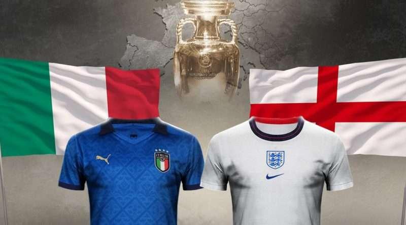 Euro 2020: Ιταλία-Αγγλία: Δύο υπερδυνάμεις, ένα τρόπαιο!