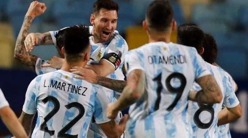 Copa America: Ο Εμιλιάνο Μαρτίνς ήταν ο ήρωας του δεύτερου ημιτελικού για να βγάλει το ζευγάρι Βραζιλία-Αργεντινή στον τελικό, κάτι που όλοι ήθελαν.