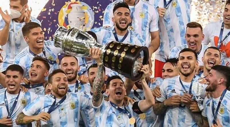 Copa America: Η Αργεντινή ήταν αυτή που κατέκτησε το τρόπαιο μέσα στη Βραζιλία με τον Λιονέλ Μέσι να έκλαιγε με την λήξη του τελικού για τον πρώτο διεθνή τίτλο του.