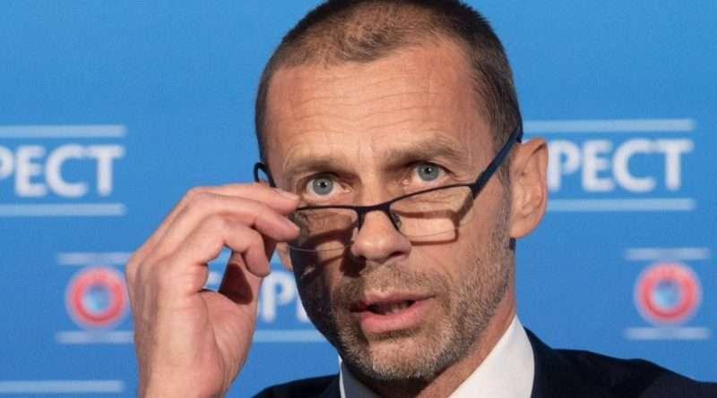 Η UEFA δεν είναι ευχαριστημένη με το φορμάτ του Euro 2020 και θα το αλλάξει, όπως φάνηκε και από τις δηλώσεις του Αλεξάντερ Τσέφεριν.