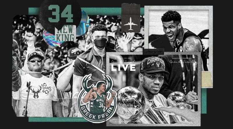 Αφοι Αντετοκούνμπο: Επιστέφουμε στο σπίτι μας, με το τρόπαιο του NBA