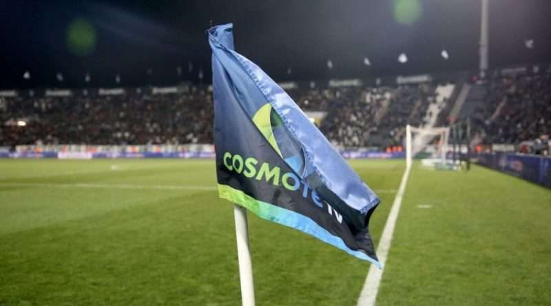 H CosmoteTV επιβεβαίωσε την οριστική συμφωνία με τους συλλόγους ΠΑΕ ΑΕΚ, Παναθηναϊκό και ΟΦΗ για την αναμετάδοση των αγώνων πρωταθλήματος.