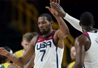 Team USA: Με οδηγό τον Ντουράντ πάει φουλ για το χρυσό!