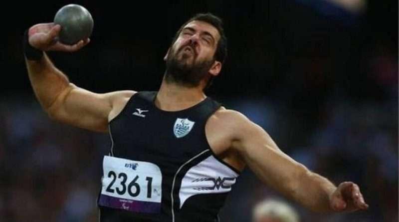 Στράτος Νικολαίδης: Κατετάγη 3ος στη Σφαιροβολία!