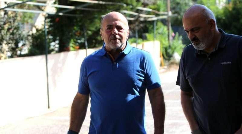 Παναθηναϊκός: Ο Γιάννης Αλαφούζος, βρέθηκε σήμερα στο Κορωπί, για να μιλήσει με τους ποδοσφαιριστές της ομάδες .