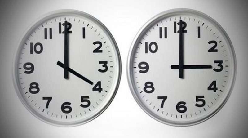 Αλλαγή ώρας: Τι θα τελικά γίνει φέτος