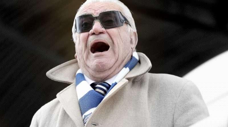 Έφυγε από τη ζωή σε ηλικία 87 ετών ο Γιάννης Μαντζουράνης, γνωστός και αγαπητός ως ο «Εθνικάρας».Απέραντη θλίψη στο ελληνικό ποδόσφαιρο!