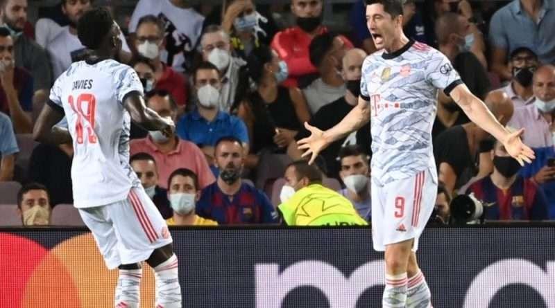 Champions League: Οι υπερηχητικοί Βαυαροί υποχρέωσαν σε βαριά εντός έδρας ήττα την Μπαρτσελόνα (0-3), με το ίδιο σκορ πέρασε η Γιουβέντους από το Μάλμε ενώ η Τσέλσι επικράτησε δύσκολα της Ζενίτ (1-0).