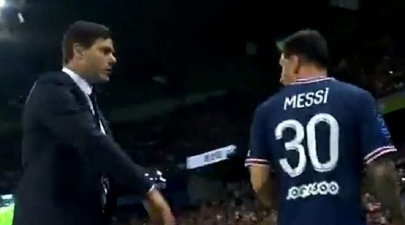 Η Παρί Σεν Ζερμέν νίκησε 2-1 την Λιόν στο ντέρμπι αλλά δεν χάρηκε αφού ο Λιονέλ Μέσι στράβωσε με την αλλαγή του και δημιουργήθηκε θέμα.