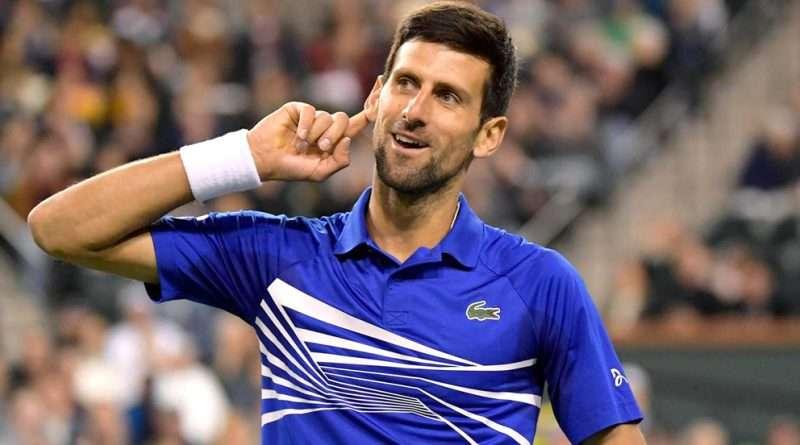 Μυθικός Νόβακ Τζόκοβιτς πέρασε στο τελικό του US Open!