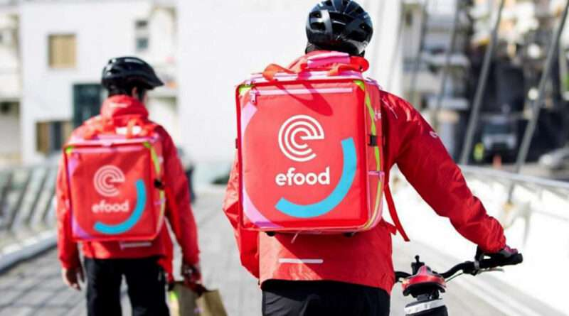 e-food: Αλλάζει το εργασιακό καθεστώς των διανομέων