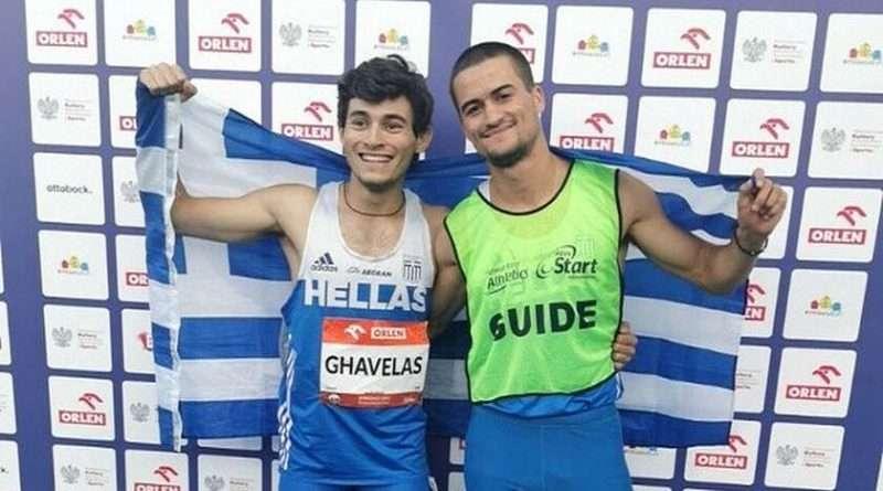 Παραολυμπιακοί αγώνες: Χρυσός ο Θανάσης Γκαβέλας!