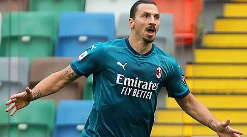 Ο Ζλάταν Ιμπραχίμοβιτς χάνει το ματς της Μίλαν με τη Λίβερπουλ για το Champions League λόγω ενοχλήσεων στον αχίλλειο.