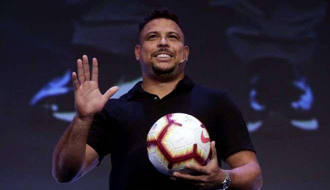 Ρονάλντο: Υπέρ της δημιουργίας της European Super League τάχθηκε ο Ρονάλντο σε δηλώσεις του, λέγοντας μεταξύ άλλων πως δεν είναι κακή ιδέα.