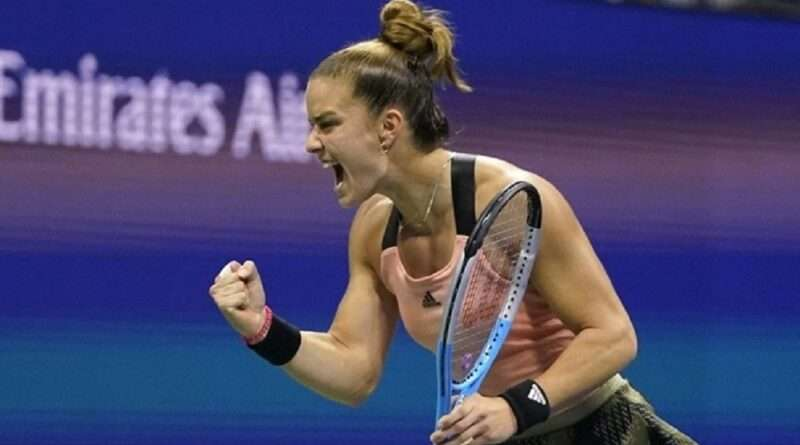 Η Μαρία Σάκκαρη έχει κάνει άλματα προόδου στο τένις με αποτέλεσμα να φτάσει στην πρώτη δεκάδα της κατάταξης και να γράψει ιστορία.