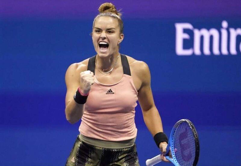 Η Μαρία Σάκκαρη απέκλεισε την Οσταπένκο στο τουρνουά της Οστράβα και κατήγγειλε πως την έβρισε η αντίπαλος της.