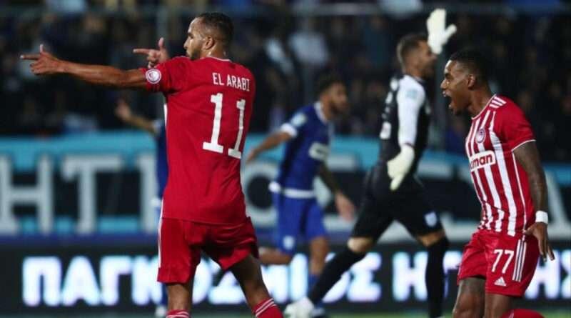 Σούπερ Λίγκα: Πέρασε από τα Γιάννενα ο Ολυμπιακός (1-2)