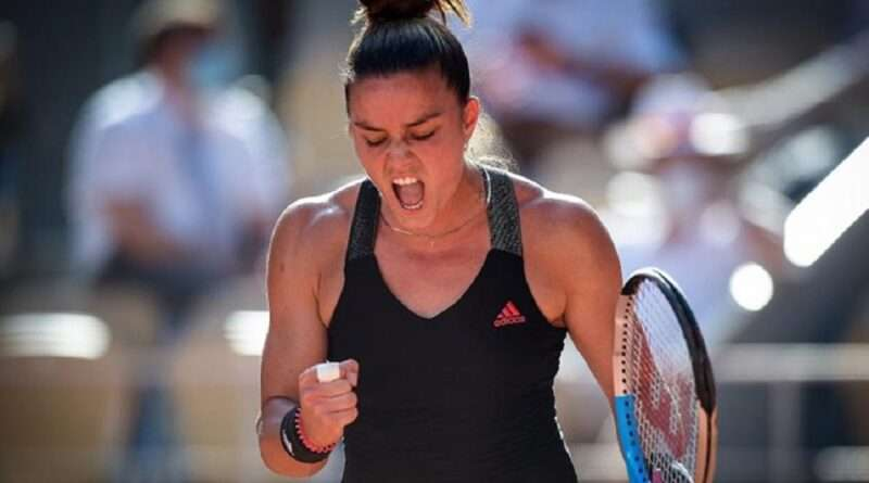 Η Μαρία Σάκκαρη ζει τις καλύτερες στιγμές, στην έως τώρα καριέρα της αφού ανέβηκε στην 9η θέση της παγκόσμιας κατάταξης στο τένις.